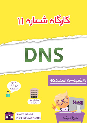 Zemestan95 workshop DNS 300