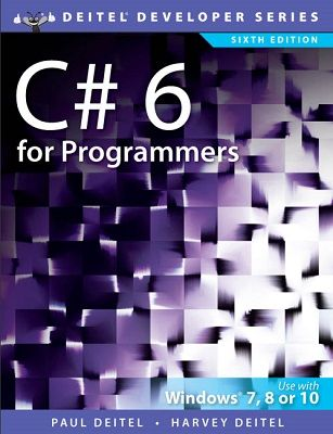C 6 for Programmers 6th Edition