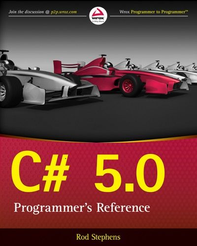 Wrox Csharp 5.0 Programmers Reference
