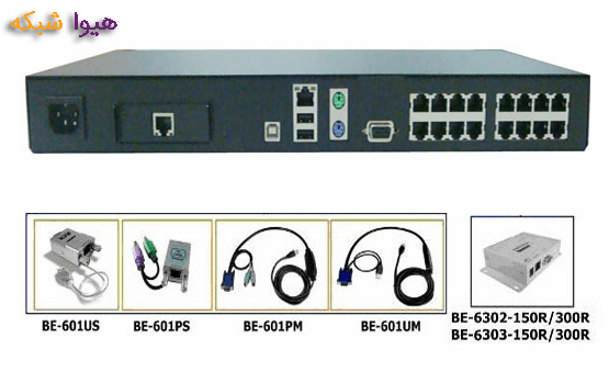 KVM Switch 02